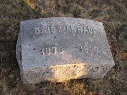 Daisy M. Raup