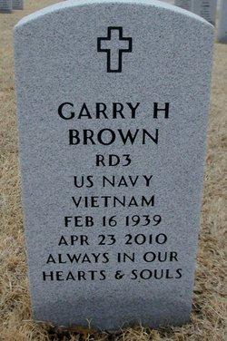 Garry H Brown
