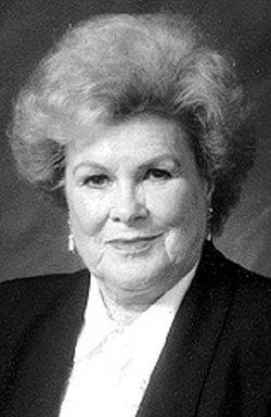 Anna Elaine Elaine <i>Brown</i> Ahlander