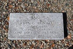 John Gholston Arnall