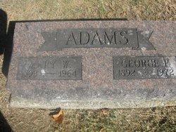 Mary W. Adams