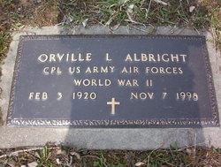 Orville L. Albright