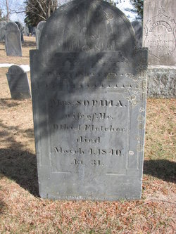 Sophia A. Fletcher
