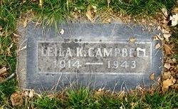 Leila Kathryn <i>Burnham</i> Campbell