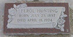 Ferol Hunting