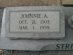 John Albert Johnnie Striedel