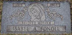 Isabel Aurelia Fonoll Tagle
