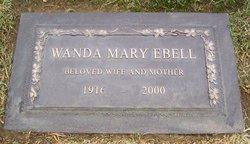 Wanda Mary <i>Kerns</i> Ebell
