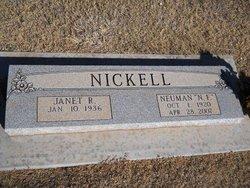 Neuman Feamster Nick Nickell, Jr