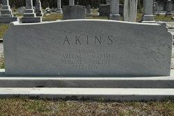 Marie <i>Jones</i> Akins