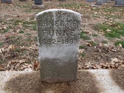 Ernest F Funke