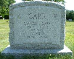 George Ellsworth Carr