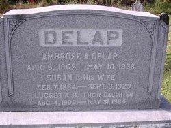 Lucretia B. Delap