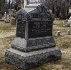 George W Atkins