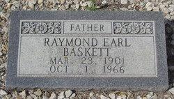 Raymond Earl Baskett
