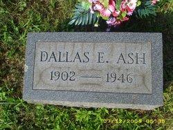 Dallas E. Ash