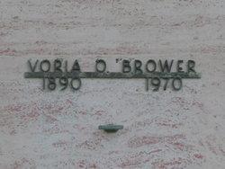 Voria O Brower