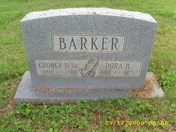 George D. Barker, Sr