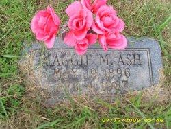 Magdala May Maggie <i>Hayhurst</i> Ash