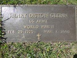 Henry Diston Glenn
