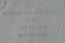 William Aubrey Billy Akins