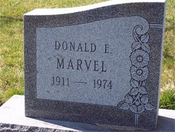 Donald Edward Marvel, Sr