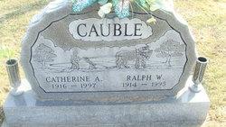 Catherine A. <i>Bieberich</i> Cauble