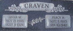 Anna Marie <i>Mathisen</i> Craven