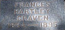 Frances Hartley Craven