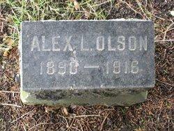 Alex L Olson