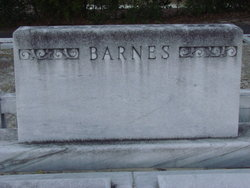 Annie <i>Holloway</i> Barnes