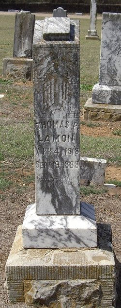 Thomas Peter Lemmons