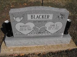 Earl T Blacker