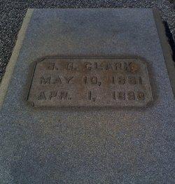 Beauregard G. Clark