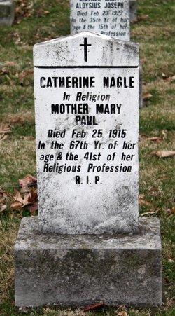 Catherine Nagle