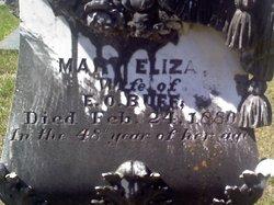 Mary Eliza Buff