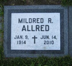 Mildred R Allred
