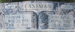 Mary Elsie <i>England</i> Eastman
