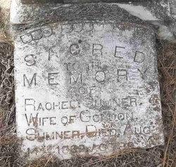 Rachel <i>Marchant</i> Sumner