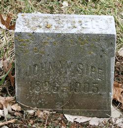 John W Sipe