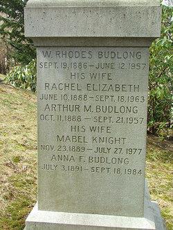 Mabel <i>Knight</i> Budlong
