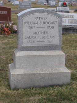 William S Bogart
