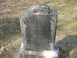 Nathaniel Edward Mittie Bowers