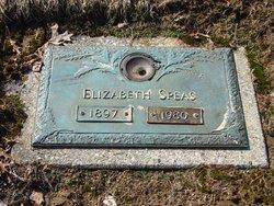 Elizabeth <i>Harich</i> Speas