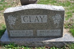 Lawrence H Clay