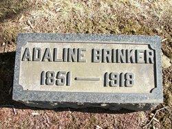 Adaline <i>Hendricks</i> Brinker