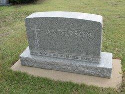 George E Anderson