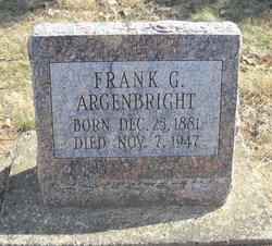 Frank Greenly Argenbright