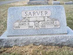 Caroline <i>Coward</i> Sarver