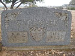 Ellen <i>CAVNESS</i> Woodward